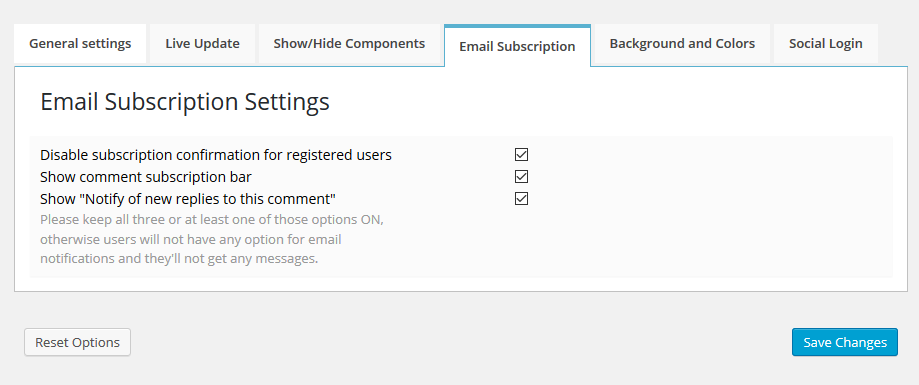 wpDiscuz_Email_Subscription_Settings