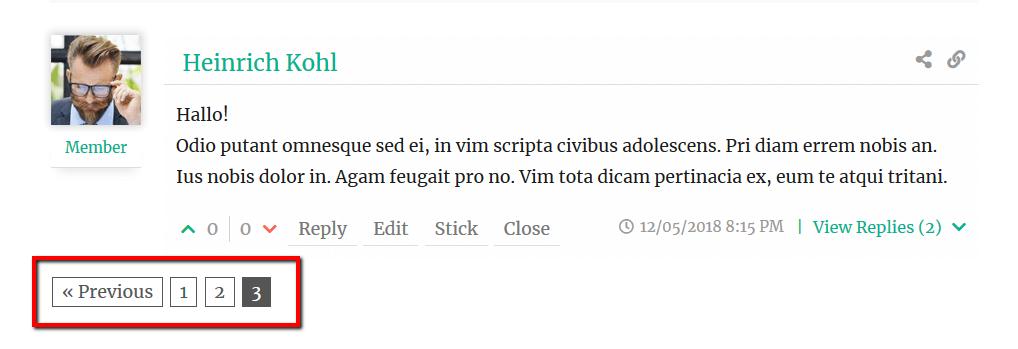 Comment List - wpDiscuz - WordPress Comment Plugin