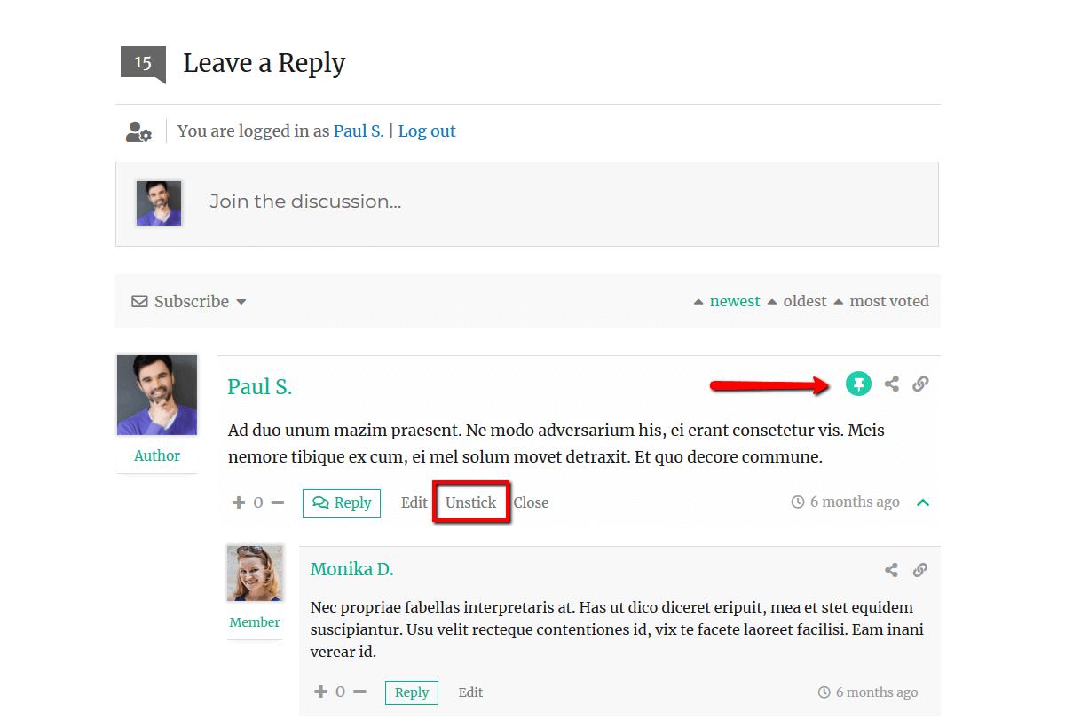 Comment Form - wpDiscuz - WordPress Comment Plugin